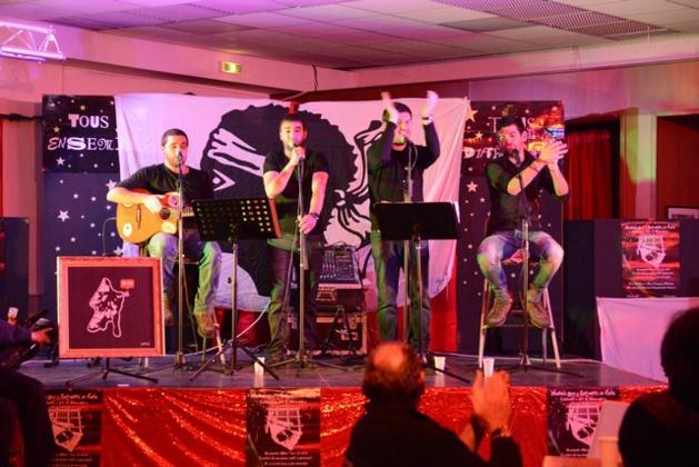 Calvi : Succès pour la soirée de soutien aux prisonniers politiques