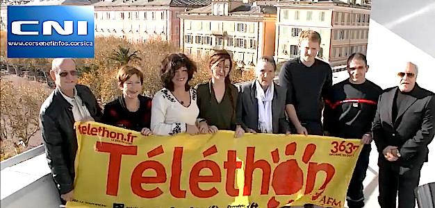 Bastia se mobilise pour la 29ème édition du Téléthon