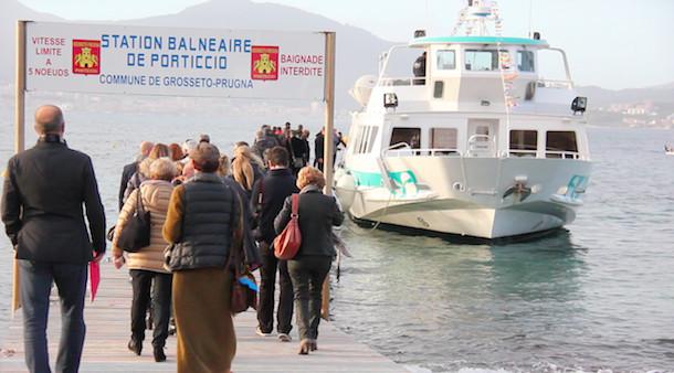 Ajaccio : Une navette maritime vers la rive sud et de nouvelles Aiaccina pour des déplacements éco-responsables