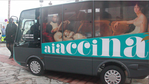 La nouvelle Aiaccina