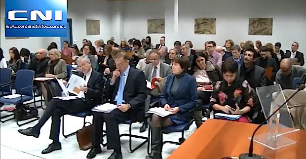 Bastia : Journée des comptables publics à la Chambre régionale des comptes