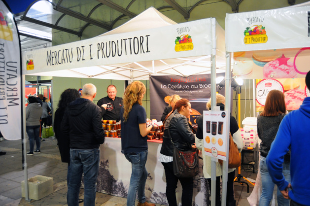 Le Salon du Chocolat invite les artisans chocolatiers au Géant Casino à la Rocade de Furiani!