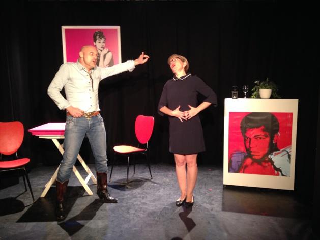 Bastia : Du rire au Petit Théâtre de l'Opéra