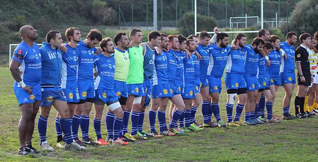 Bastia XV à Draguignan : Il faut réagir !