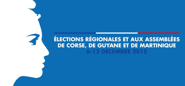 Territoriales 2015 : Tous les résultats du premier tour
