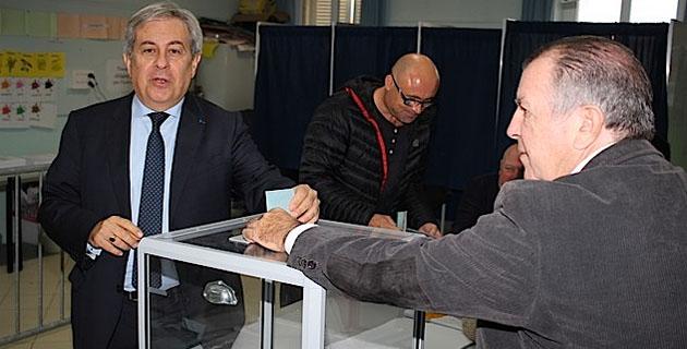 943 voix pour Camille de Rocca Serra à Calvi
