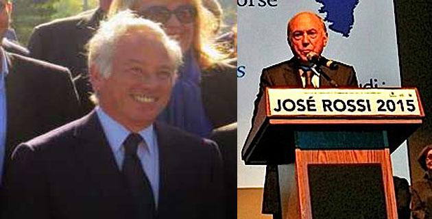 Territoriales à Ajaccio et en Corse-du-Sud : José Rossi comme prévu en tête ; forte poussée du FN