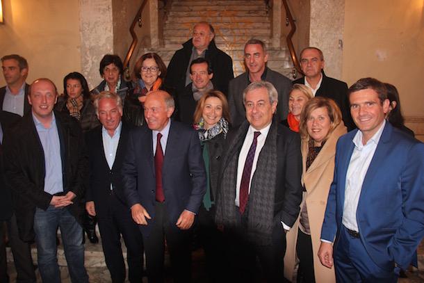 Rossi et Rocca Serra unis dans « Le Rassemblement »