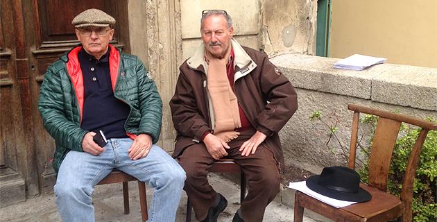 Jean-Paul Poletti et Jacques Fieschi reçus par le Préfet de Corse