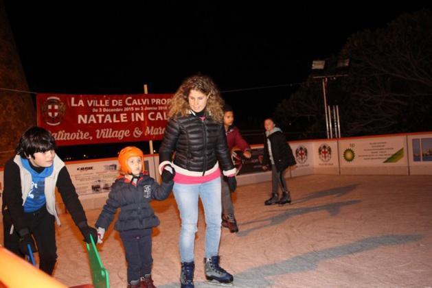 La fête bat son plein à Natale in Calvi