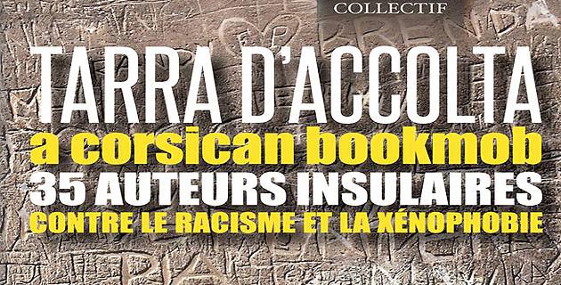"""""""Tarra d'accolta"""", 35 auteurs insulaires contre le racisme et la xénophobie"""