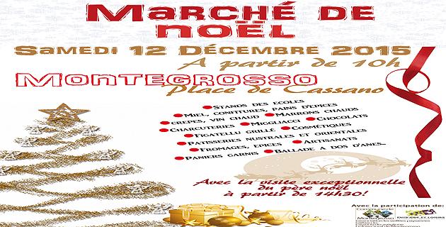 Marché de Noël à Cassano