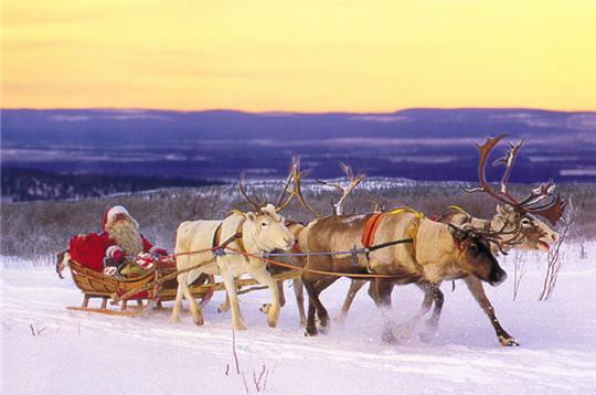 Exclusif : Le père Noël effectuera le déplacement de Finlande en Corse et sera à l'Ile-Rousse le 16 décembre