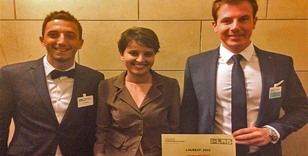 Tremplin de l'Entreprenariat et de l'Innovation : Prix et mention spéciale pour des projets corses