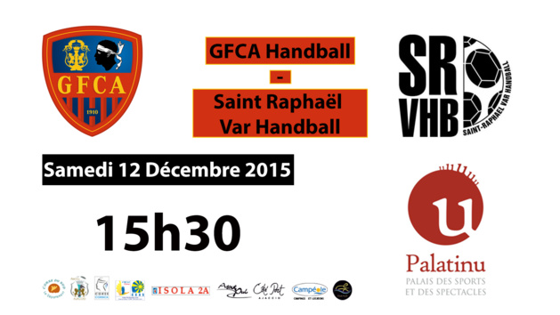 Handball N1M : Le GFCA affonte Saint-Raphaël ce samedi