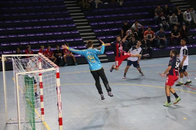 Handball N1M : Le GFCA accroché par Saint-Raphaël