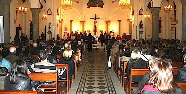 Bastia : Le Noël en chœur du Conservatoire