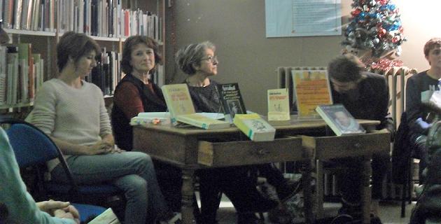 Bastia : Don Quichotte de la Mancha à la bibliothèque centrale
