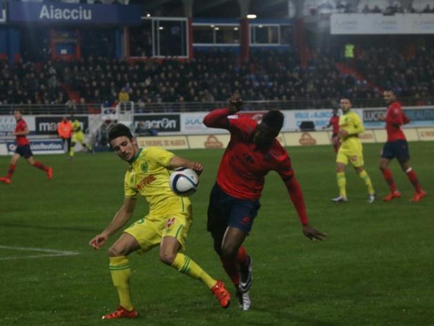 Après Nantes, le Gazelec a partagé les points à Marseille