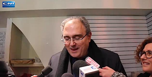 Territoriales 2015 : La réaction en vidéo de Paul Giacobbi