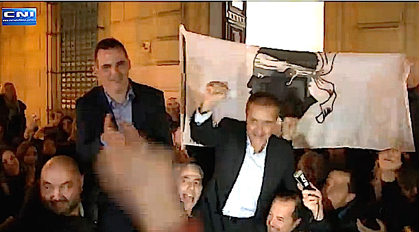 La victoire de Pè a Corsica : Le film de la soirée à Bastia en vidéo