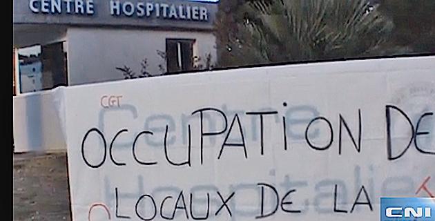 Hôpital de Bastia : La réunion tourne court entre l'intersyndicale et le directeur de l'ARS