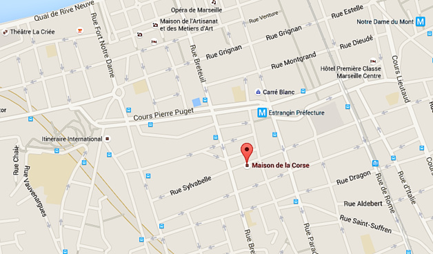 Marseille : Conférence Débat sur   « Austerlitz »