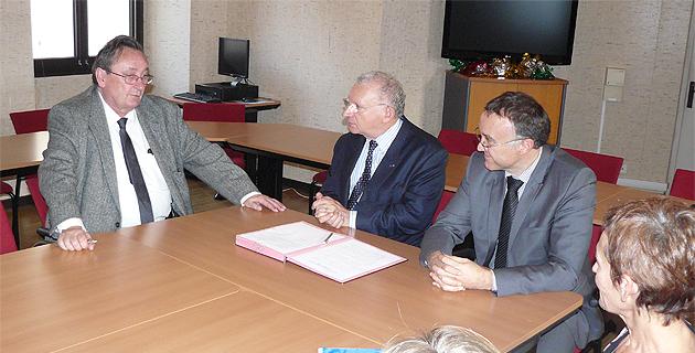 Formation professionnelle :  Partenariat entre AFPA et Gipacor