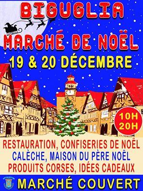 Le deuxième marché de Noël samedi et dimanche à Biguglia