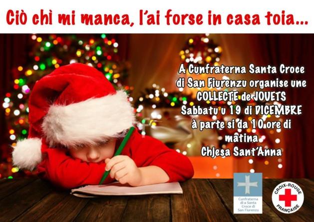 Culletta Nataleccia in San Fiurenzu