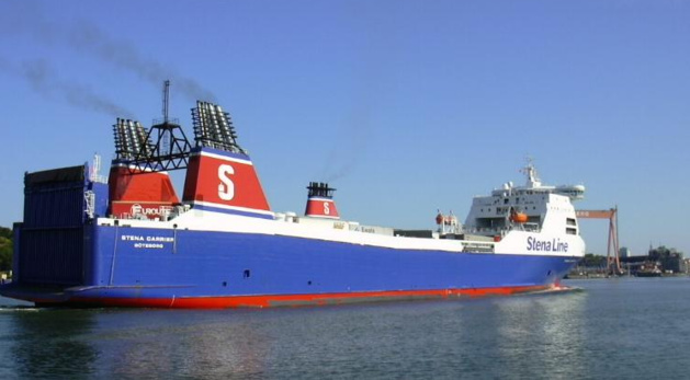 Le Stena Carrier (Dr)