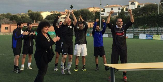 L'ILe-Rousse : Les professeurs vainqueurs du tournoi du lycée de Balagne