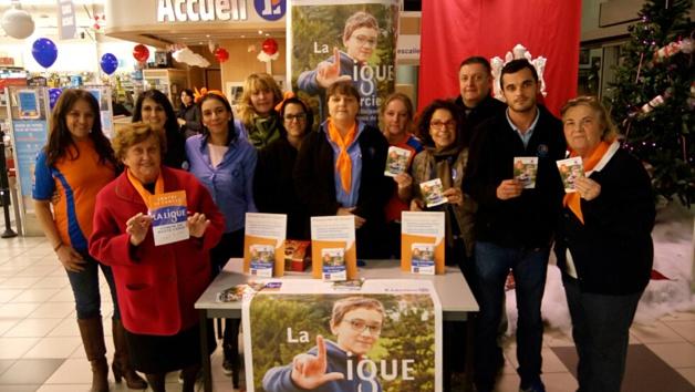 Leclerc Bastia : 2 000€ pour la lutte contre le cancer des enfants et des adolescents
