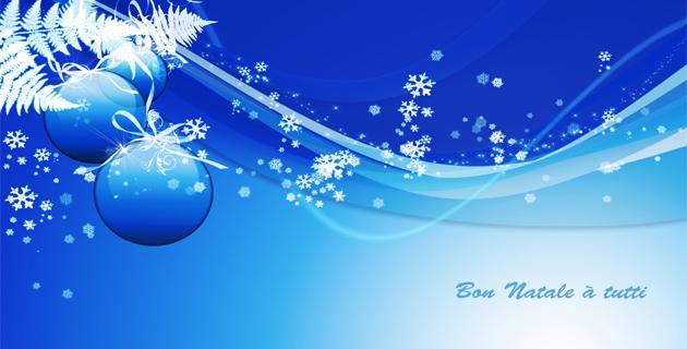 Bon Natale à tutti