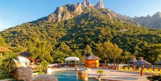 Corse : Une fréquentation en légère hausse dans les campings en 2015
