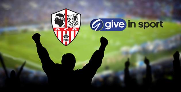 L'ACA, partenaire de Give In Sport, se lance dans le FanFunding !