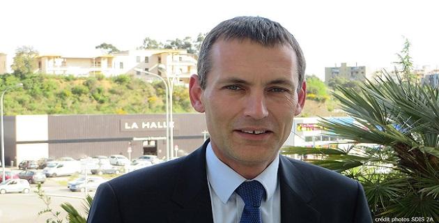 """Agression d'Ajaccio :  « Il faut respecter l'arrêté préfectoral"""" estime Charles Voglimacci président du SDIS 2A"""
