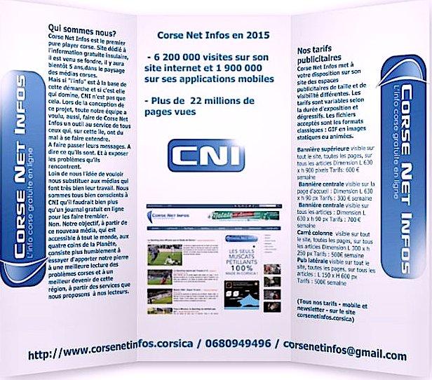 CNI en 2015 : Plus de 8 millions de visites et 22 millions de pages vues !