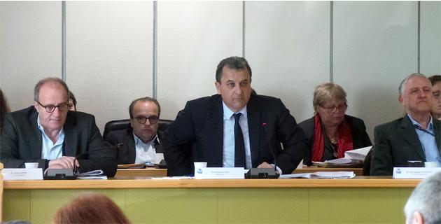 Communauté d'agglomération de Bastia : François Tatti retire leurs délégations à 8 vice-présidents