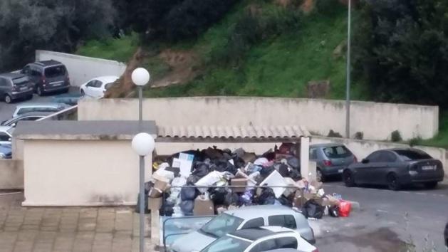 Dans les rues de Bastia
