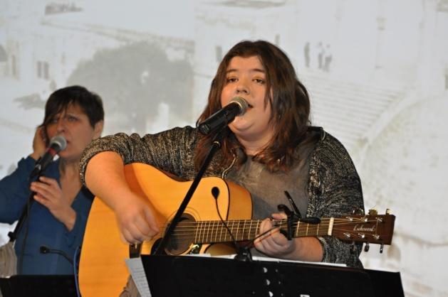 Sylvie et Carlotta Rini