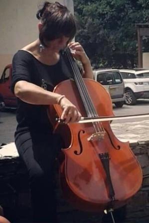 Au violoncelle