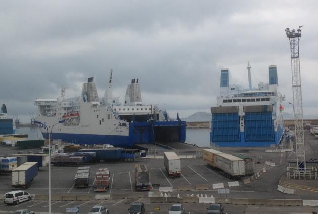 Deux navires de la SNCM et de la CMN vont reprendre la mer dans le cadre sur service minimum (Photos DR)