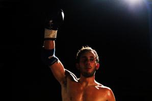 Ange Andreani, victorieux par KO.