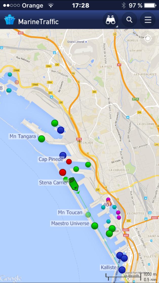 Desserte maritime : Les marins CGT mettent fin au blocage et à la grève à Marseille