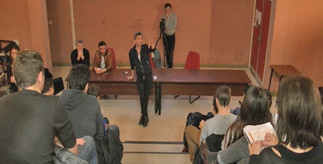 « Les Apaches » au… lycée de Montesoro à Bastia