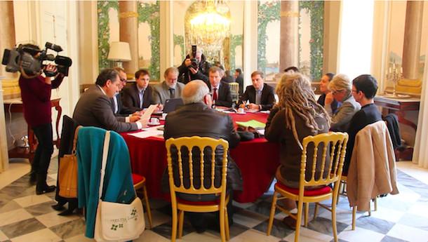 Une longue réunion a eu lieu en préfecture ce mercredi matin afin de dessiner les pourtours de ce protocole de sortie de crise