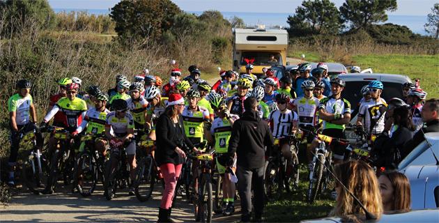 Aleria : Les vœux du  vélo club de l'Oriente