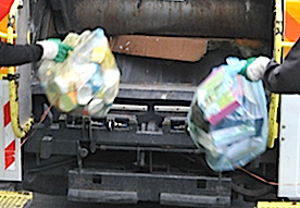 Communauté d'agglomération de Bastia : Organisation de la reprise de la collecte des déchets résiduels
