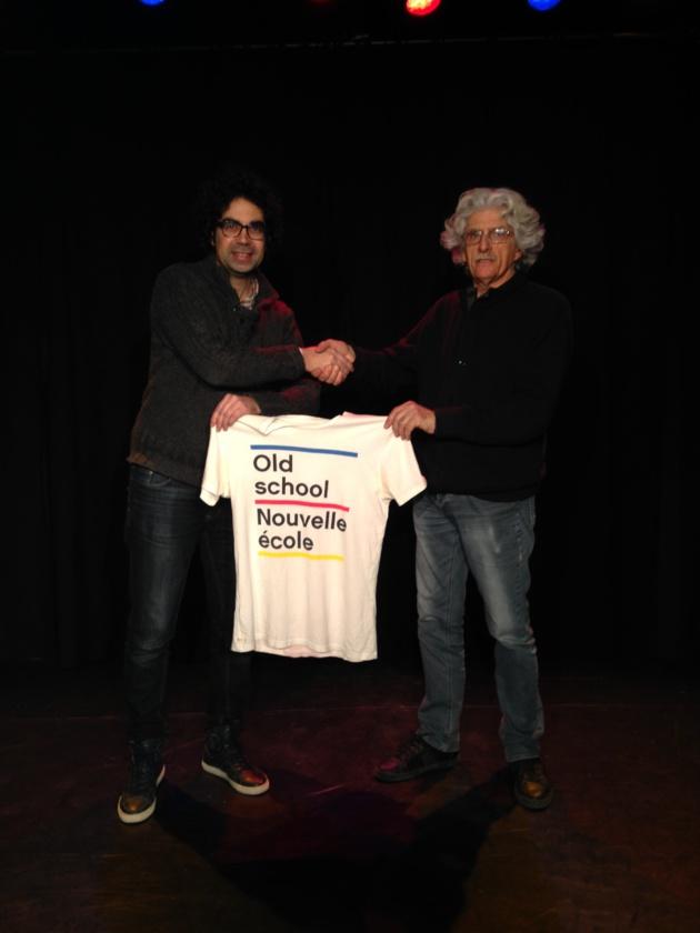 Bastia : Julien Santini s'amuse… sur CNI